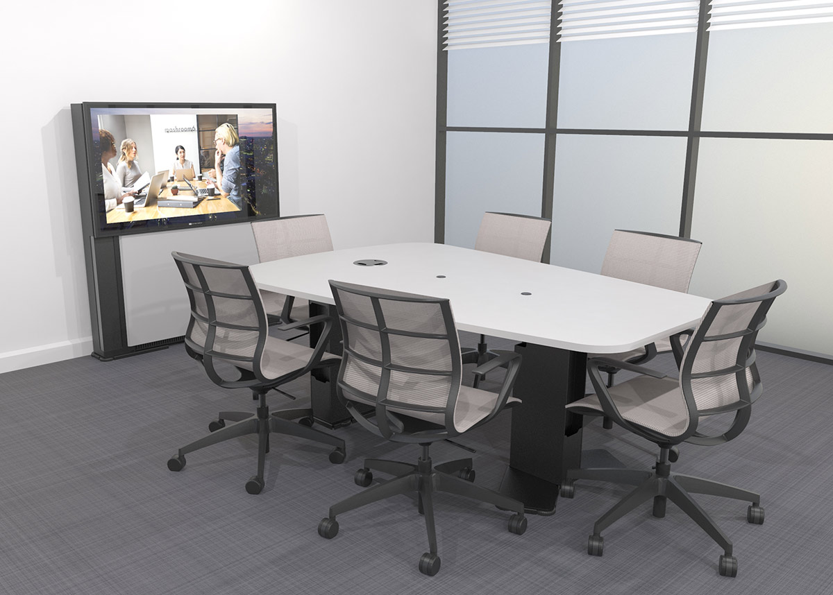 Collaboration and Meeting Spaces - Ashton Bentley